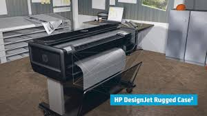 <b>HP DesignJet T830</b> - HP Plotter | 01256 783390 - YouTube