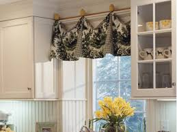 Large Kitchen Window Treatment Diy Kitchen Window Treatments Pictures Ideas From Hgtv Hgtv