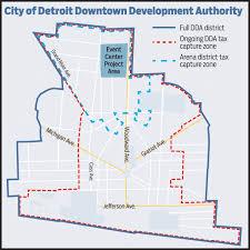 about the downtown development authority crain s detroit business