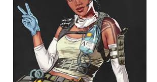 <b>Lifeline</b> – Combat Medic – <b>Apex Legends</b>™ Characters