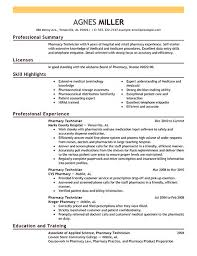 pharmacy technician resume examples   medical sample resumes    pharmacy technician resume examples   medical sample resumes   livecareer