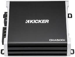 Купить усилитель 1-канальный <b>Kicker</b> DXA DXA500.1, цены в ...