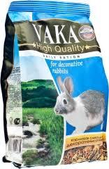 новинка <b>Корм</b> для декоративных кроликов <b>Вака High Quality</b> 500 г