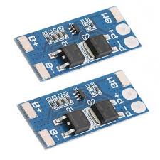 <b>3 PCS 2s</b> 8a <b>Li ion</b> 7.4v 8.4v 18650 Bms Pcm 15a Peak Current ...