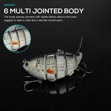 Fishing Lure Robotic Swimming Free Shipping Freshwater <b>Hot Sale</b> ...