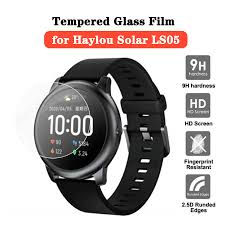 For Haylou Solar LS05 Smart Watch <b>Screen</b> Protector Clear <b>HD</b> ...