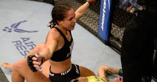 UFC 245 Preview And Predictions: Can Germaine De Randamie ...
