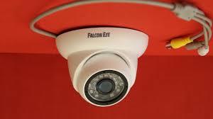 Камера <b>Falcon Eye FE</b> ID1080MHD20M - YouTube