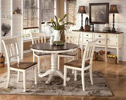 Dining Room Table And 4 Chairs 50 Gorgeous Round Dining Room Table Sets Aida Homes