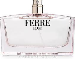 <b>Gianfranco</b> Ferre <b>Ferre Rose</b> - <b>Туалетная</b> вода (тестер без ...