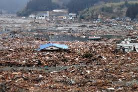 kb earthquake and tsunami kelly barnes the destruction in the city of rikuzentakata the east coast of was