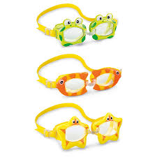 <b>Очки</b> для плавания <b>Intex Fun</b> Goggles (в ассорт.) - купите по ...