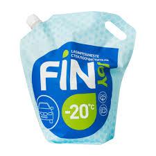 Автоочиститель стекол <b>Fin Joy</b>, -20 С   Незамерзайка ...