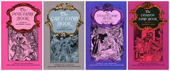 Image result for andrew lang's fairy books