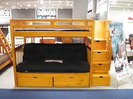 modern bunk bed with sofa astounding modern loft bed