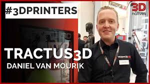 Tractus3D presents its high-temperature <b>large</b>-<b>size 3D</b> printers at ...