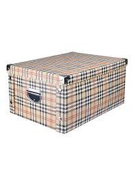 Складной короб для хранения 45*35*22.5 см Miolla 3535562 в ...