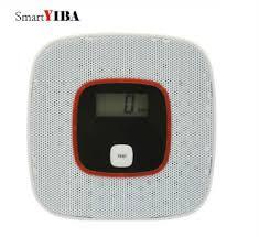 <b>SmartYIBA High Sensitive</b> LCD Display Carbon Monoxide Sensor ...