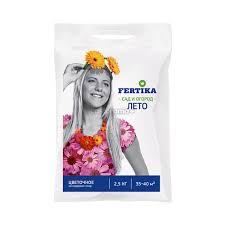<b>Удобрение</b> Fertika для <b>цветов</b> и луковичных растений 2,5 кг ...