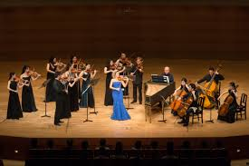Anne-Sophie Mutter & The Mutter Virtuosi - Columbia Artists