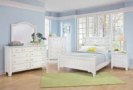 bedroom sets blue