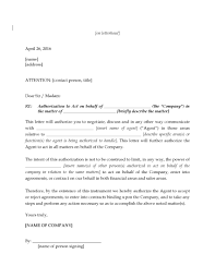 letter authorizing agent to negotiate legal forms and business picture of letter authorizing agent to negotiate