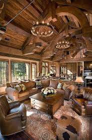rustic style living room clever: lodge living room decor  lodge living room decor