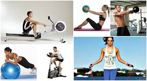 what equipment is needed for a personal home gym women daily cardiovascular equipment