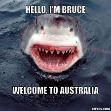 WELCOME TO AUSTRALIA!!! | perriodicals via Relatably.com