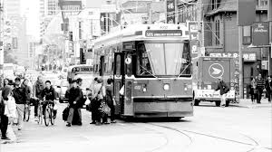 homelessness in toronto photo essay tmtv media as the street cars rumble by people start to get off and on the bus