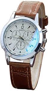 Men's Business Fashion Chronograph Quartz ... - Amazon.com