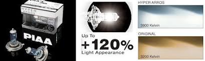 piaa uk official distributor of piaa lights bulbs new hyper arros 3900k bulbs