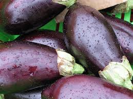 Marinated Eggplant or Aubergines