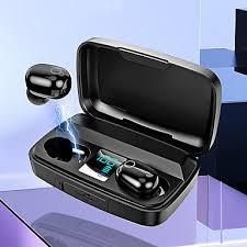 LITBest <b>A16 TWS</b> True <b>Wireless</b> Macaroons Earbuds Voice ...