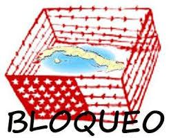 Resultado de imagen para es bloqueo a cuba, no embargo