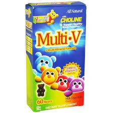 Yum-Vs <b>Multi</b>-<b>V</b> + <b>Multi</b>-<b>Mineral</b> Formula B- Buy Online in Colombia ...