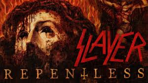 <b>SLAYER</b> - <b>Repentless</b> (OFFICIAL VISUALIZER VIDEO) - YouTube