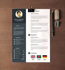 Template And Free Cover Letter    modern