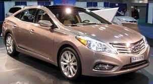 Hyundai Grandeur — Википедия