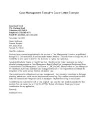 case manager cover letteracubepro com   acubepro comcase management executive cover letter example case management xboeowil