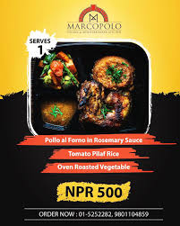 Introducing <b>Marcopolo Signature</b> Combo... - Marcopolo Restaurant ...