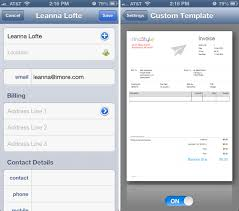 best iphone invoicing app for lancers imore creating invoices estimates
