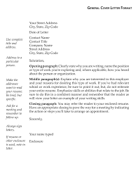 general covering letter informatin for letter general cover letter template sample job resume samples