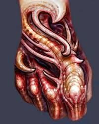 Биомеханика и органика: лучшие изображения (<b>56</b>) | Татуировки ...