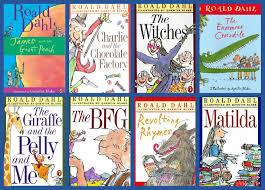 Image result for roald dahl books