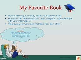essay my favorite book  compucenterco my favorite book essay essay topicsmy favorite book type a paragraph or essay about your you
