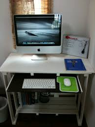home office computer 4 diy small diy office desk design idea in white color for lush bathroomlikable diy home desk office