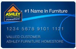 types ashley furniture