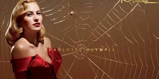 <b>Charlotte Olympia</b> Launches Make-Up Line With <b>MAC</b> - Brighton ...