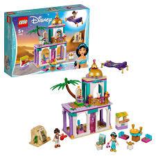 <b>Конструктор LEGO Disney Princess</b> 41161 Приключения ...